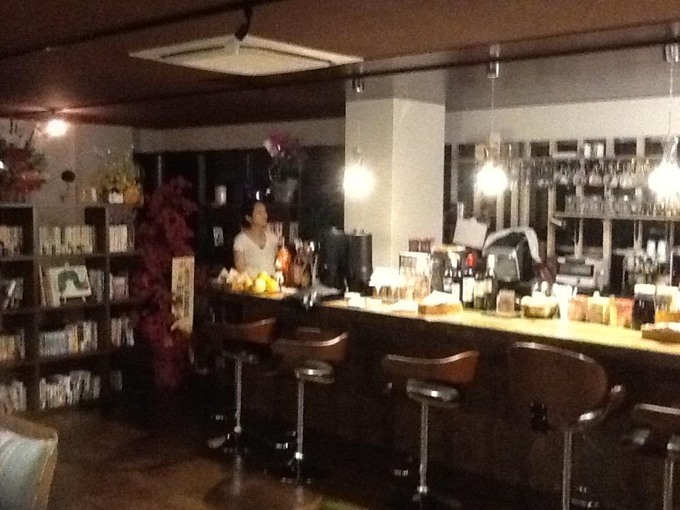 店舗内装 静岡 ワインバー 内装工事